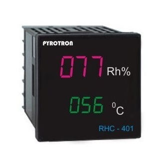 Humidity & Temperature Indicator